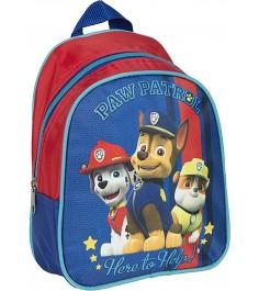 Рюкзачок дошкольный малый щенячий патруль Росмэн 31840