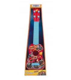 Гитара с медиатором вспыш Росмэн 33662