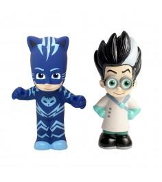Набор из 2 игрушек для ванны герои в масках Росмэн 33772