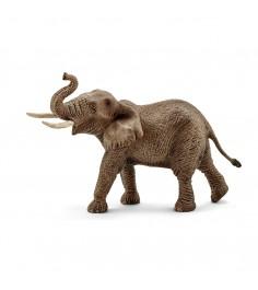 Фигурка Schleich Wild Life Африканский слон длина 18.7 см 14762