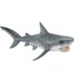 Фигурка Schleich рыбы Wild Life Тигровая акула длина 15.7 см 14765