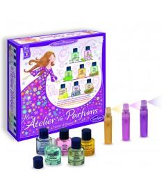 Набор для творчества Sentosphere Салон парфюм Цветы Востока 141