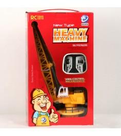 Башенный кран д/у heavy machine с аксессуарами Shantou Gepai B523528