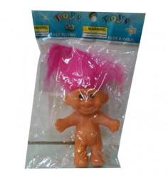 Фигурка тролль с розовыми волосами Shantou Gepai B1524735