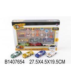 Набор игровой с дорожными знаками Shantou Gepai 48109