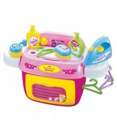Игровой набор washer стиральная машина с аксессуарами Shantou Gepai 008-92A