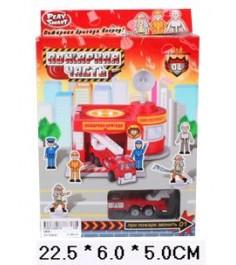 Гараж пожарная часть Shantou Gepai 896