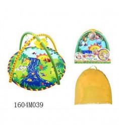 Детский игровой коврик с погремушками Shantou Gepai 1604M039