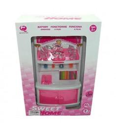 Кукольный шкаф моя комната розовый Shantou Gepai 2540P