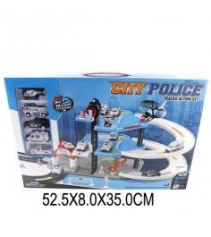 Парковка полиция 3 уровня Shantou Gepai 255