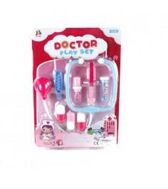 Медицинский набор doctor 8 предметов Shantou Gepai 3007-3