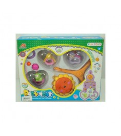 Мобиль на кроватку baby toys звук Shantou Gepai 3958