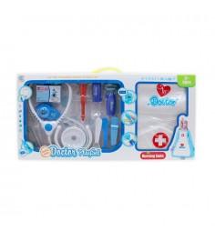 Игровой набор доктор синий Shantou Gepai 4777-102