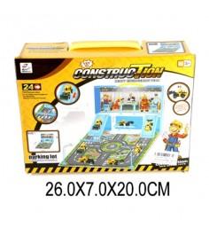 Парковка стройплощадка машина 3 шт Shantou Gepai 58105