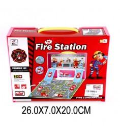Парковка пожарная бригада машина 4 шт Shantou Gepai 58106