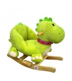 Детская качалка динозаврик звук 60 см Shantou Gepai 61839