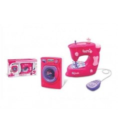 Набор стиральная и швейная машинки Shantou Gepai 623