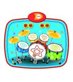 Детский музыкальный коврик барабанщик Shantou Gepai 631237