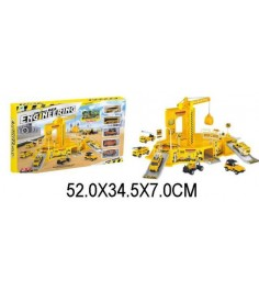 Паркинг стройплощадка 5 машин Shantou Gepai 660-172