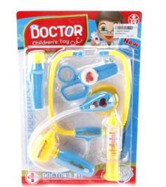 Набор доктора свет 5 предметов Shantou Gepai 8004D