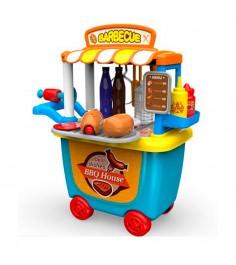 Игровой набор закусочная на колесах Shantou Gepai 8740CB