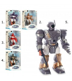 Интерактивная игрушка робот андроид Shantou Gepai 904