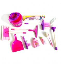 Игровой набор для уборки cleaning kit Shantou Gepai 979-20