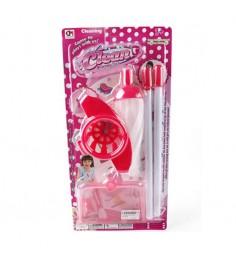 Игровой набор для уборки clean совок и метелка Shantou Gepai CF7727B