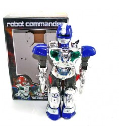 Игрушка robot commander Shantou Gepai JL-728D