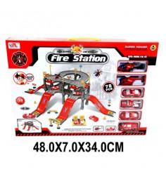 Паркинг пожарная служба 3 уровня Shantou Gepai P668-10