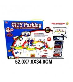 Паркинг эстакада 3 уровня Shantou Gepai P668-15