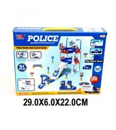 Паркинг полиция 3 уровня Shantou Gepai P668-7