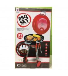 Игровой набор барбекю с аксессуарами Shantou Gepai W059