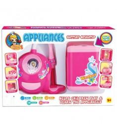 Игровой набор appliances пылесос и стиральная машина Shantou Gepai Y3778209