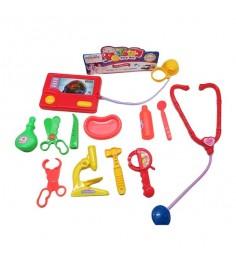 Игровой набор доктора 13 предметов Shantou Gepai Y5909485