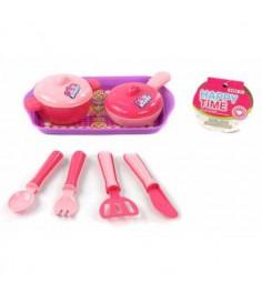 Набор игрушечной посуды happy time 9 предметов Shantou Gepai Y7239129