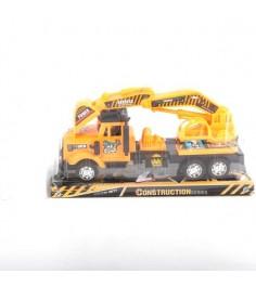 Инерционный подъемный кран construction series Shenzhen toys В59527