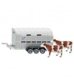 Прицеп кузов для скота Siku 2890