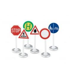 Набор дорожные знаки Siku 0857
