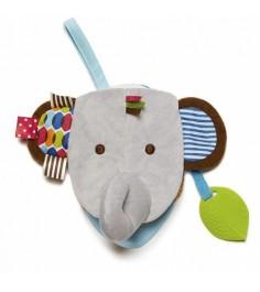 Развивающая игрушка Skip Hop Книжка слон SH 306252