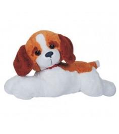 Мягкая игрушка щенок каспер 48 см СмолТойс 1199/БЕЛ...