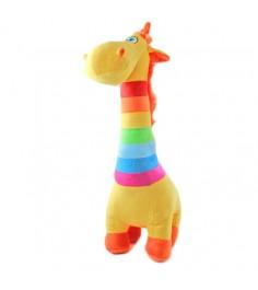 Мягкая игрушка радужный жираф 54 см СмолТойс 1431/ЖЛ...