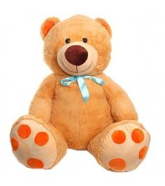 Большая мягкая игрушка медведь бежевый 108 см СмолТойс 1513/БЖ...