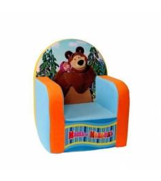 Кресло маша и медведь СмолТойс 1724/ГЛ-1