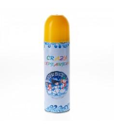 Новогодний спрей серпантин 250 мл Snowmen Е0372