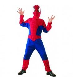 Карнавальный костюм человек паук 7 10 лет Snowmen Е40192-1