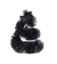 Новогоднее украшение мишура соболь 2.7 м Snowmen Е50156