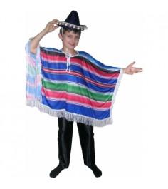 Костюм мексиканец 4 6 7 10 11 14 Snowmen Е51282