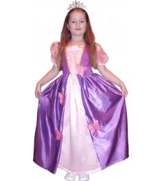Костюм принцессы бабочек 11 14 лет Snowmen Е70824-3