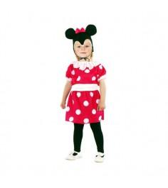 Карнавальный костюм мышка 3 4 года Snowmen Е70838-2